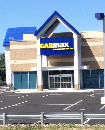 Carmax Store 7285 Painting By W B Painting Decorating Inc