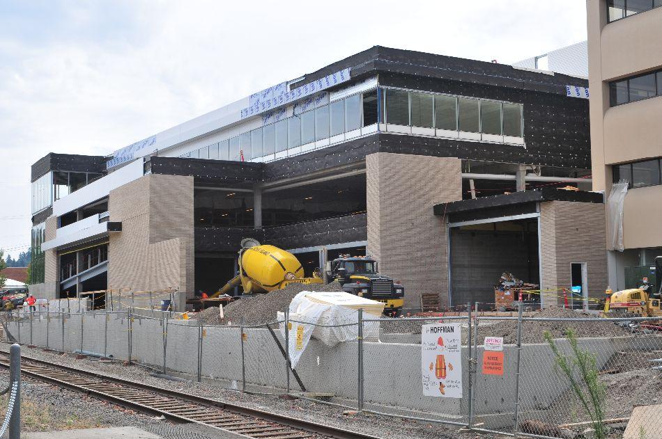 4310 sw macadam avenue hoffman construction company contractor plan center for Hoffman planning design construction inc